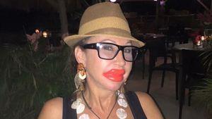 Carmen Geiss mit Riesen-Lippen