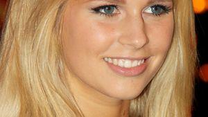 Caroline Noeding lacht