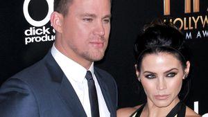 Channing Tatum und Ehefrau Jenna Dewan Tatum bei Film Awards