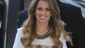 Cheryl Cole trägt ein cooles Shirt
