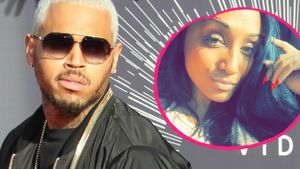 Chris Brown und Exfreundin Nia Guzman Collage