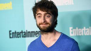 Daniel Radcliffe guckt erstaunt