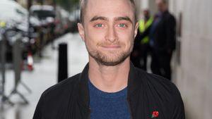 Daniel Radcliffe mit kurzen Haaren