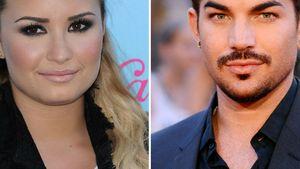 Demi Lovato und Adam Lambert