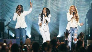 Destiny's Child sind wieder zusammen aufgetreten