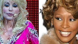 Dolly Parton und Whitney Houston