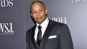 Dr. Dre in einem Anzug