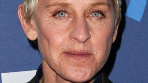 Ellen DeGeneres guckt traurig