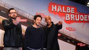 Halbe Brüder-Premiere