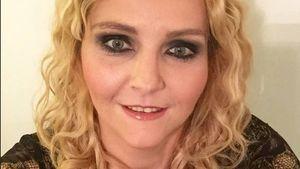 Helena Fürst stark geschminkt