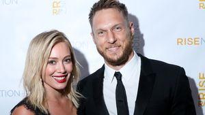 Hilary Duff mit Trainer Jason Walsh