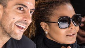 Janet Jackson und Wissam Al Mana in Paris