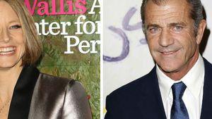 Jodie Foster und Mel Gibson