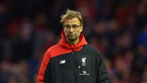 Jürgen Klopp bei Liverpool