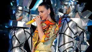 Katy Perry singt beim Super Bowl 2015