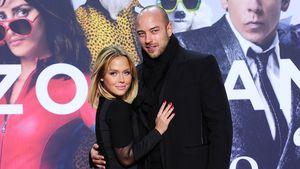 Kim Gloss mit ihrem Freund Alexander Beliaikin