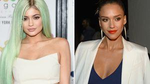 Kylie Jenner und Jessica Alba