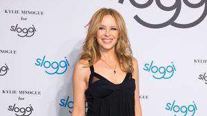 Kylie Minogue auf dem roten Teppich