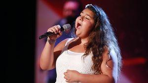 Lavina singt beim Supertalent