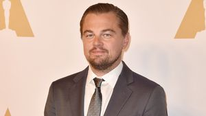 Leonardo DiCaprio beim Oscar-Lunch 2016