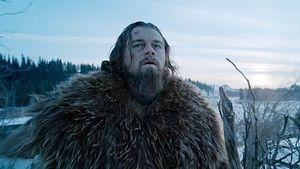 """Leonardo DiCaprio im Film """"The Revenant"""""""