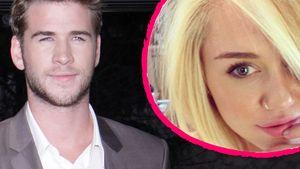 Liam Hemsworth und die blonde Miley