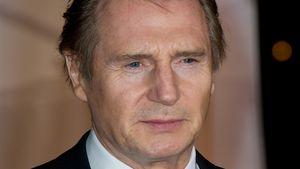 Liam Neeson schaut ernst