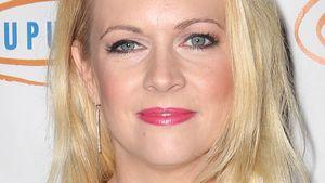 Melissa Joan Hart mit rosa Lippenstift