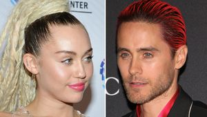 Miley Cyrus und Jared Leto in einer Collage