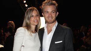 Nico Rosberg und seine stylische Vivian