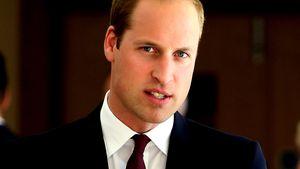 Prinz William im Anzug