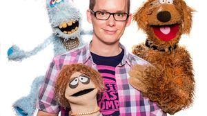 Puppenspieler Martin Reinl