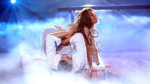 Sarah Lombardis heißer Auftritt Lets Dance
