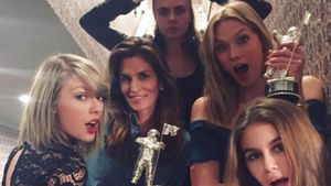Taylor Swift und Co. feiern Moonman-Party
