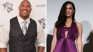 The Rock und Megan Fox