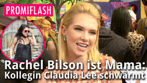 Thumbnail Glückwünsche Claudia Lee an Rachel Bilson