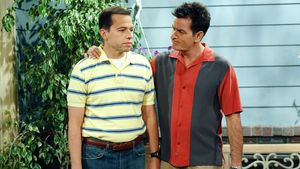 Two and a half Men: Charlie und Alan