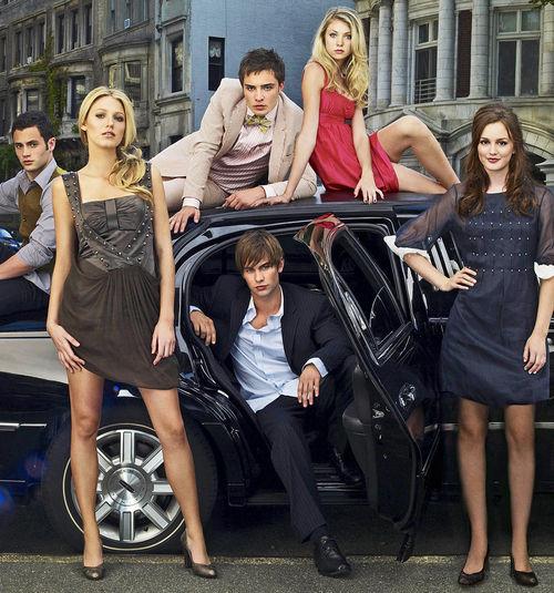 """Gossip Girl"""" endet nach der 6. Staffel!   Promiflash.de"""