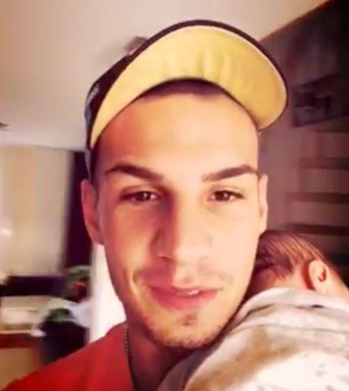 Pietro Lombardi teilte gerade ein Video