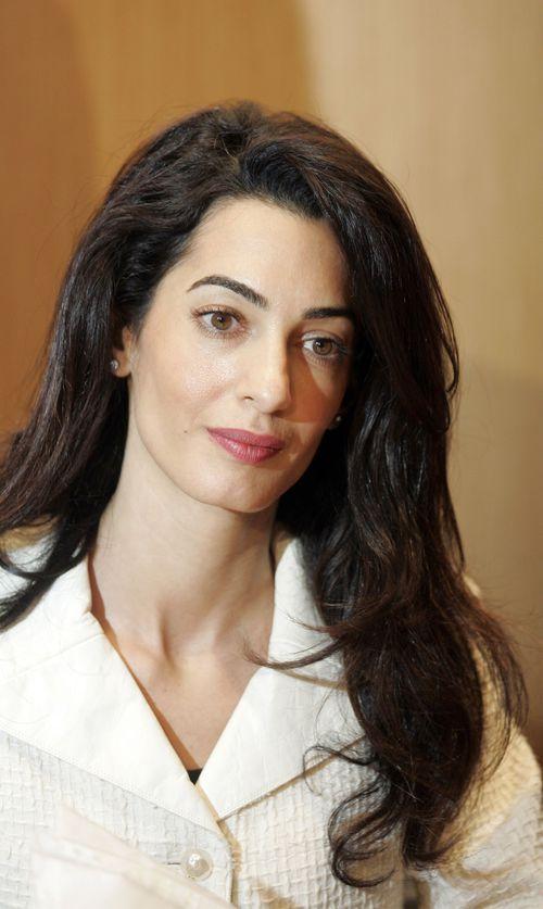 Amal Clooney verteidigt nun Saif al-Islam al-Gaddafi vor dem lybischen Gericht