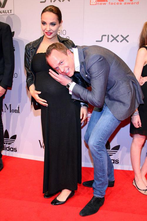 Anastasia hat ihr erstes Kind zur Welt gebracht