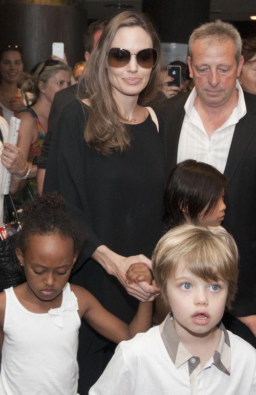 Angelina Jolie hasst den Musikgeschmack ihrer Töchter