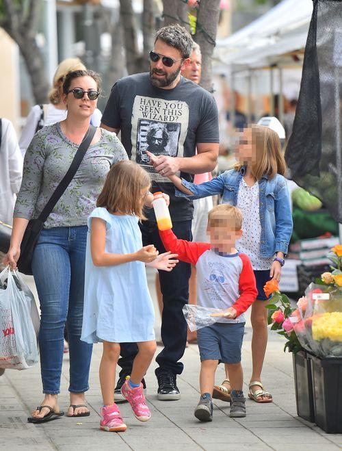 Ben Afflecks Kids haben eine neue Nanny