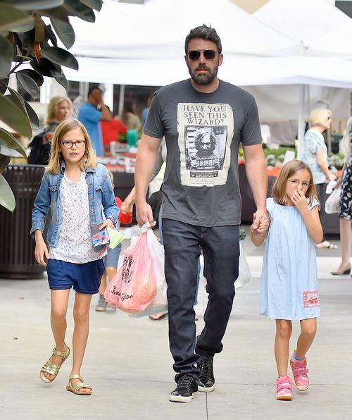 Ben Affleck bereitete seinen Töchtern eine riesige Freude