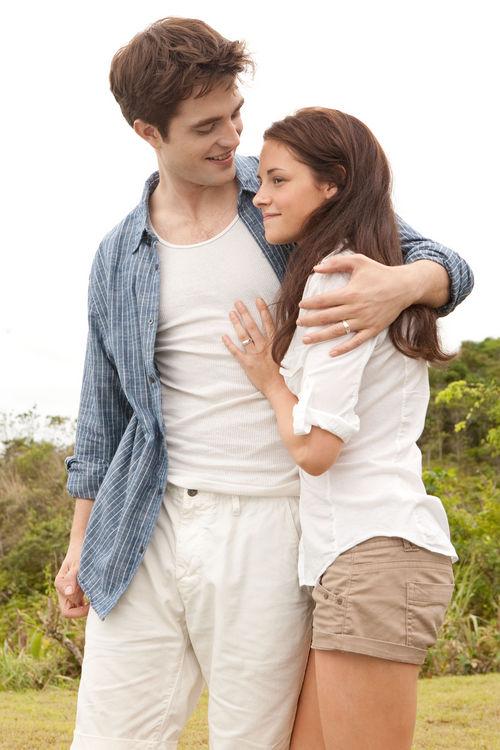 Breaking Dawn - Breaking Dawn: Edward und Bella erleben ihr erstes Mal