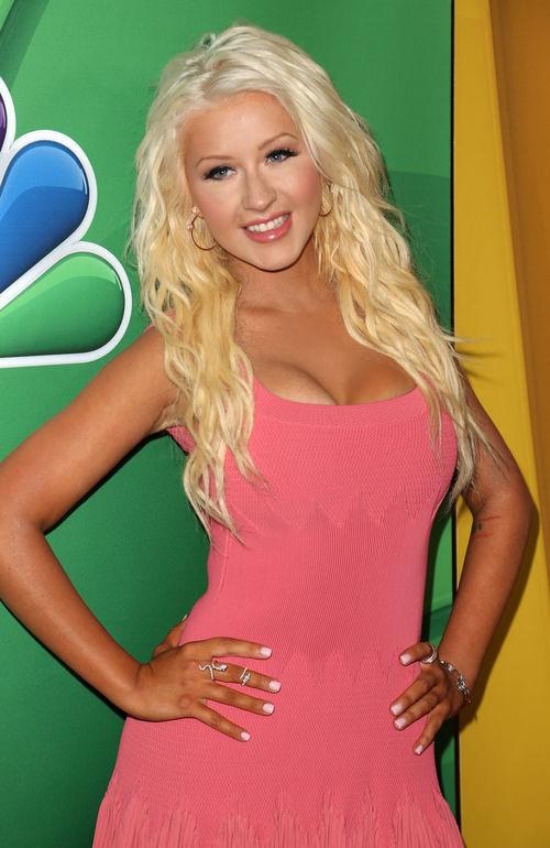 Aktuelle Bilder Christina Aguilera