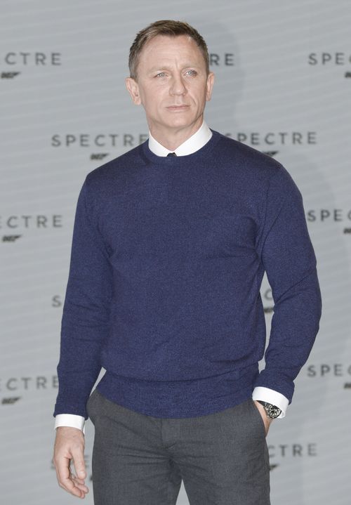 "Daniel Craig liebt seine Rolle als ""James Bond"""