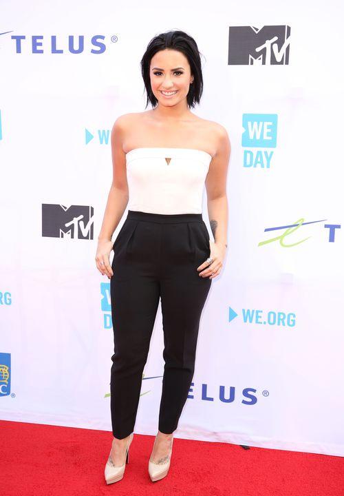 Demi Lovato setzt sich für eine Initiative für psychisch Erkrankte ein