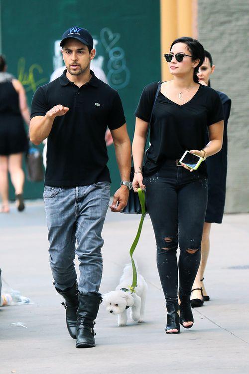 Demi Lovato hat ihrem Wilmer einiges zu verdanken