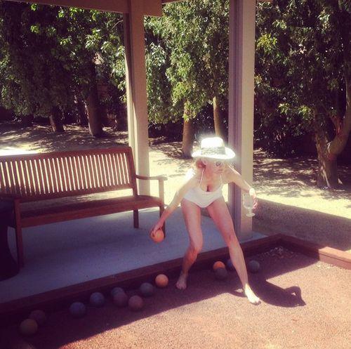 Diane Kruger ziegte sich jetzt im Badeanzug